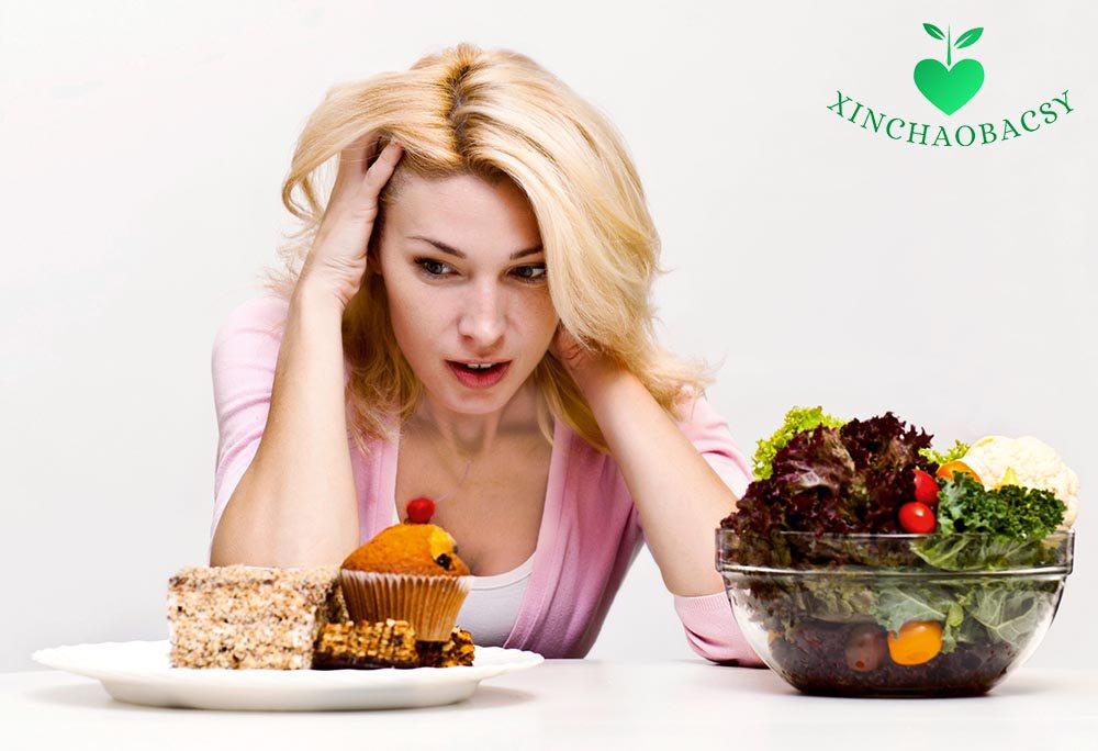 Người bị đổ mồ hôi nhiều nên ăn gì, kiêng gì?